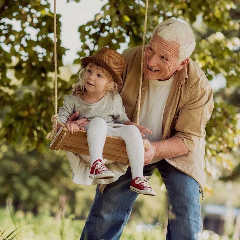 Скидка пенсионерам и многодетным семьям