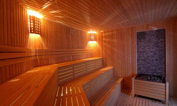 Русская баня и сауна